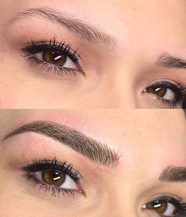 Does Microblading Last On Oily Skin, Microblading Aftercare Oily Skin